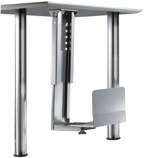 Asztal alá szerelhető számítógépház tartó, max. 30 kg, NewStar CPU D200BLACK