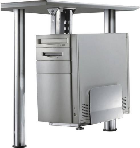 Asztal alá szerelhető számítógépház tartó, max. 30 kg, NewStar CPU D200SILVER
