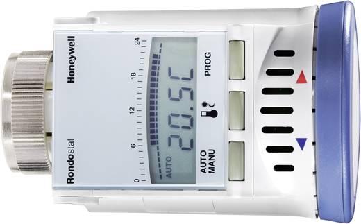 Programozható digitális radiátor termosztát 8…28 °C, Honeywell HR20 Rondostat 8.500.199Style