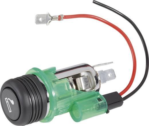 Beépíthető 12V-os szivargyújtó, cigaretta gyújtó max.8A 27362