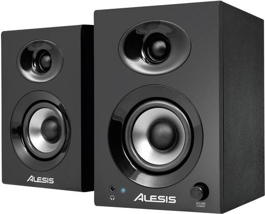 Aktív monitor hangfalpár, stúdió hangfal Alesis Elevate 3