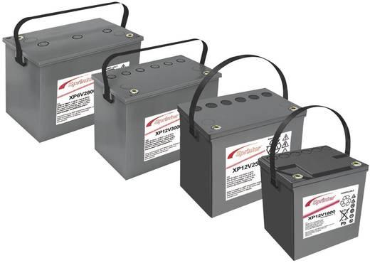 Ólomakku 12 V 69.5 Ah GNB Sprinter XP12V2500 NAXP122500HP0FA Ólom-vlies (AGM) 262 x 239 x 172 mm Karbantartásmentes