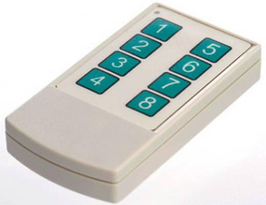 8 csatornás adó, távirányító, 433 MHz, H-Tronic