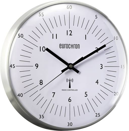 Rádiójel vezérelt falióra, Eurochron EFWU 555 N