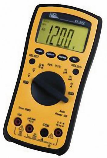 Digitális multiméter, True RMS mérőműszer CAT III 600 V AC/DC Test-Pro 61-342 Pro