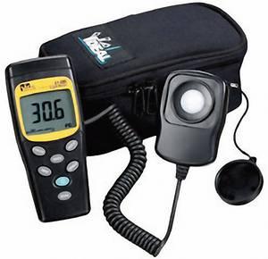 Digitális fénymérő, Luxmérő Ideal Electrical Luxmeter IDEAL Electrical