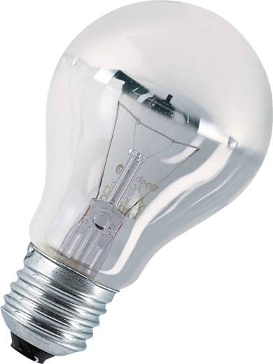 Izzólámpa, E27, 60 W, 2000 óra, Osram Decor Silber 4050300309651