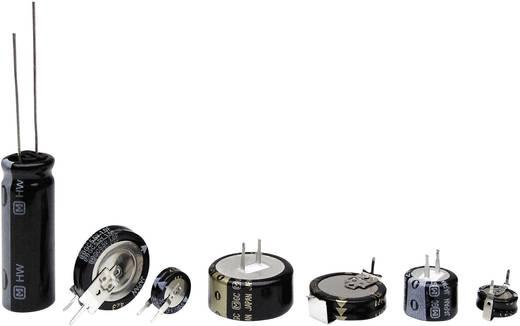 Gold-Cap kondenzátor 0.22 F 5.5 V 30 % (Ø) 10.5 mm Panasonic EECSE0H224, 1db