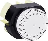 Suevia mechanikus timer időkapcsoló óra, 1 áramkör, 250V/16A, 346 K15 WS (346 K15 WS) Suevia