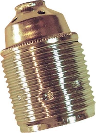 Izzófoglalat, E27, külső menetes, fém, 0499