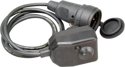 Biztonsági hosszabbító, 230 V/50Hz, 16A, 3680 W, IP44, Kopp OVS-3P PRCD