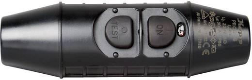Biztonsági csatlakozó dugó szereléshez, 230V/50Hz, 16A, 3680W, Kopp PRCD-S