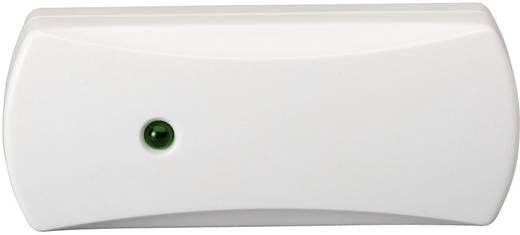 Vezeték nélküli/vezetékes csengő átalakító, 100 m, 433 MHz, fehér, HX, Heidemann 70399
