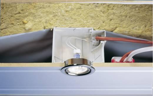 Beépíthető kapcsolódoboz kisfeszültségű halogén fényszóróhoz, lámpa átmérő: 68 mm