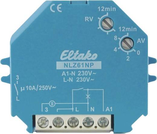 Utánfutás kapcsoló, falra szerelhető/süllyeszthető, NLZ61NP-230V, Eltako 61100230-1