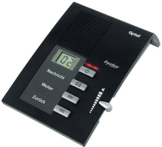 Üzenetrögzítő 30 mp rámondott szöveg hosszal és 40 perc felvételi idővel, Ergophone 307