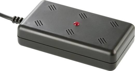 Ultrahangos beltéri kártevő-, menyét- és nyestriasztó 230V, 50 m², Isotronic 90151