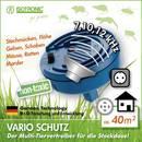 Elektromos egérriasztó, szúnyogriasztó, ultrahangos, Isotronic Vario 90801 Isotronic