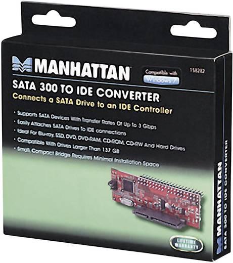 SATA - IDE átalakító, konverter kártya Manhattan