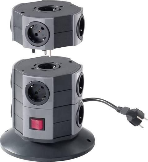 VARIO TOWER master-slave elosztó modul, szürke/antracit, Ehmann 0530x0620