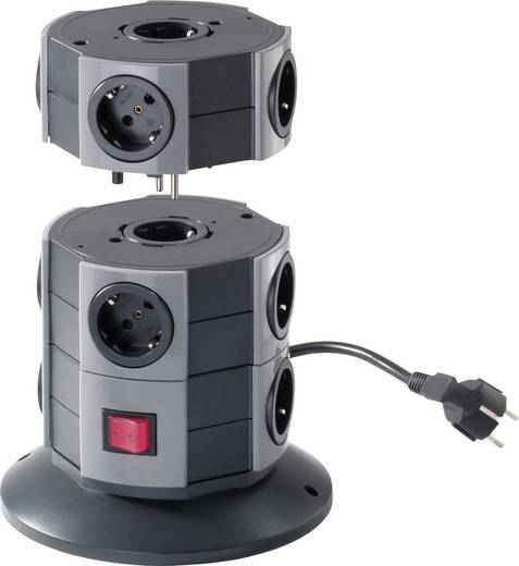 VARIO TOWER túlfeszültség védő modul, szürke/antracit, Ehmann 0531x0120