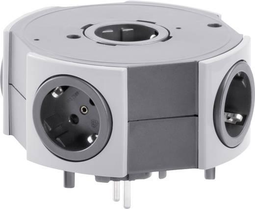 VARIO TOWER 5 részes elosztó modul szürke/antracit, Ehmann 0531x0020