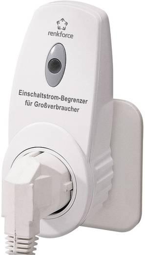 Bekapcsolási áram korlátozó, fehér, 612-44
