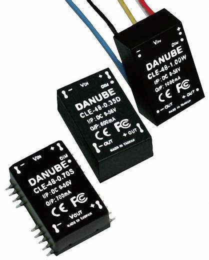 LED meghajtó 56 V/DC 1000 mA Danube CLE-48-1.00D