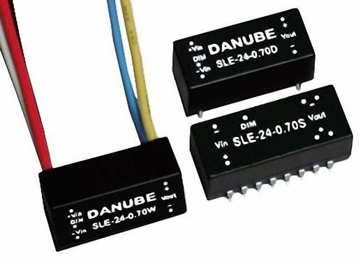 LED meghajtó 36 V/DC 600 mA Danube SLE-24-0.60D