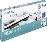 Dokumentumszkenner A4 IRIS by Canon IRIScan™ Book 3 300 x 900 dpi USB, Mikro SD, Mikro SDHC IRIS by Canon