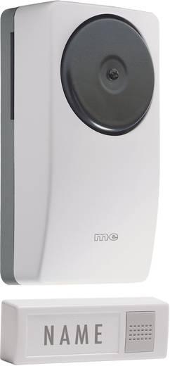 Vezeték nélküli csengő, 100 m, 434 MHz, fehér, m-e GmbH modern-electronics FG 4