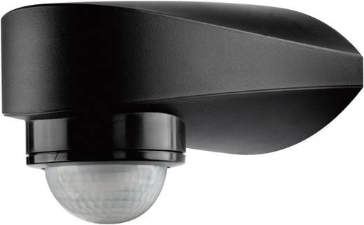 Fali mozgásérzékelő, fekete, 180/360°, relés, GEV 018402 LightBoy