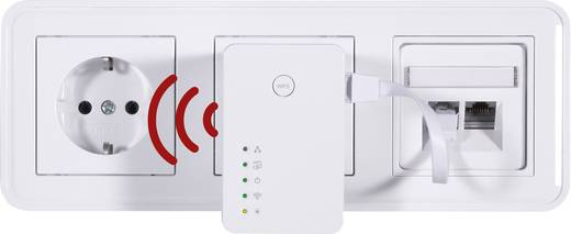 Accesspoint hálózati csatlakozóval, Edimax EW-7438APN WLAN N300