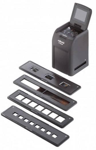 Film- és dia szkenner, 3200 dpi, scan terület: 36,5 x 24,3mm, 30 bit, Reflecta X7-Scan