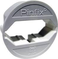 Földelt konnektor átalakító adapter euró aljra, fehér, Pinfix interBär