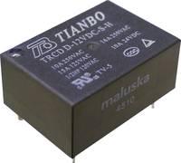 Tianbo Electronics TRCD-L-12VDC-S-H Nyák relé 12 V/DC 16 A 1 záró 1 db Tianbo Electronics