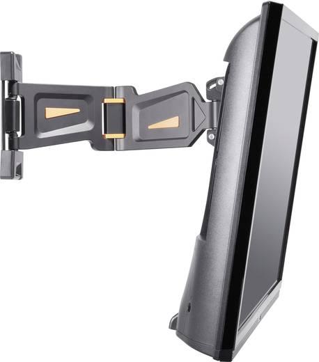 """TV fali tartó konzol, dönthető, forgatható 81 -140 cm (32"""" - 55"""") SpeaKa Professional 629564"""