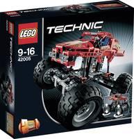 Monstertruck, Lego Technic 42005 LEGO Technic