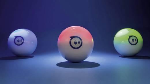 Robotlabda, Bluetooth®-os, több ezer szín, 2 rámpa, Orbotix Sphero iBall 2.0 Robotic