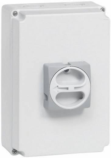 Terhelés leválasztó kapcsoló, lereteszelhető 32 A 1 x 90 ° szürke, szürke BACO 174161 1 db
