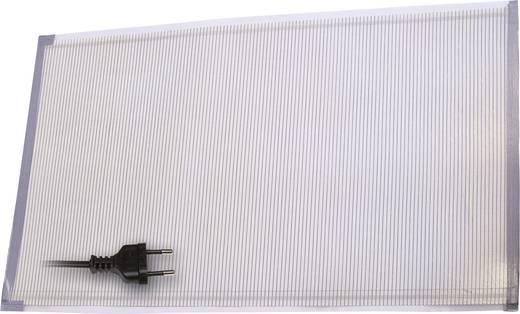 Fűtőszőnyeg ProCar by Paroli (H x Sz) 50 cm x 100 cm 230 V Fehér