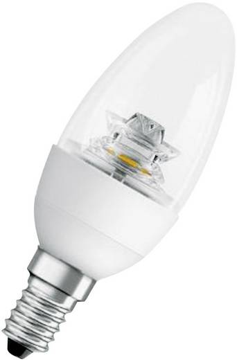 LED 120 mm Osram 230 V E14 6 W = 40 W, tartalom: 1 db