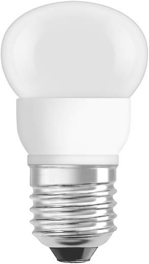 LED 120 mm Osram 230 V E27 3.6 W = 25 W Csepp forma, tartalom: 1 db
