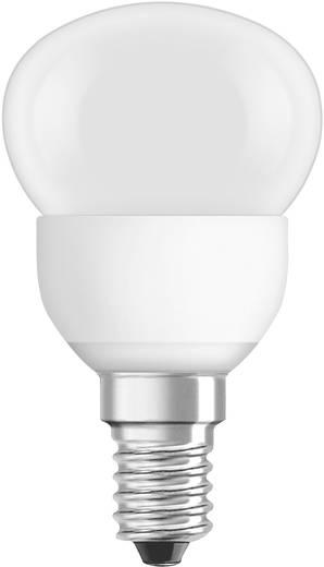 LED 105 mm Osram 230 V E14 4 W = 25 W Csepp forma, tartalom: 1 db