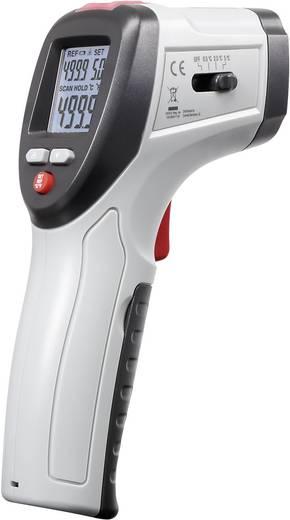Infra hőmérő pisztoly, hőmérsékletszivárgás kereső, lézeres célzóval 10:1 -50 től+260 °C-ig VOLTCRAFT IRF 260-10S