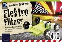 Franzis Verlag SmartKids Abenteuer Elektronik Elektro Flitzer 65216 Építőkészlet 8 éves kortól Franzis Verlag