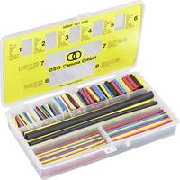 DERAY® zsugorcső készlet 2000 - 2:1, színes (8011000990) DSG Canusa