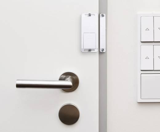 Vezeték nélküli, ajtó-/ablak nyitás érzékelő, 1 csatornás, max. 150m, fehér, renkforce RS2W