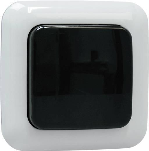 Vezeték nélküli kültéri fali kapcsoló 433 MHz max. 50 m, ELRO Home Easy HE862