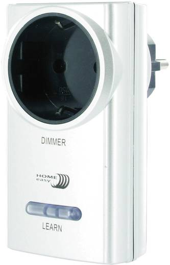 Vezeték nélküli konnektorba dugható vevő dimmerrel 433 MHz max. 200 W, ELRO Home Easy HE878A
